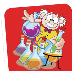 Nutty Scientists Science Theme